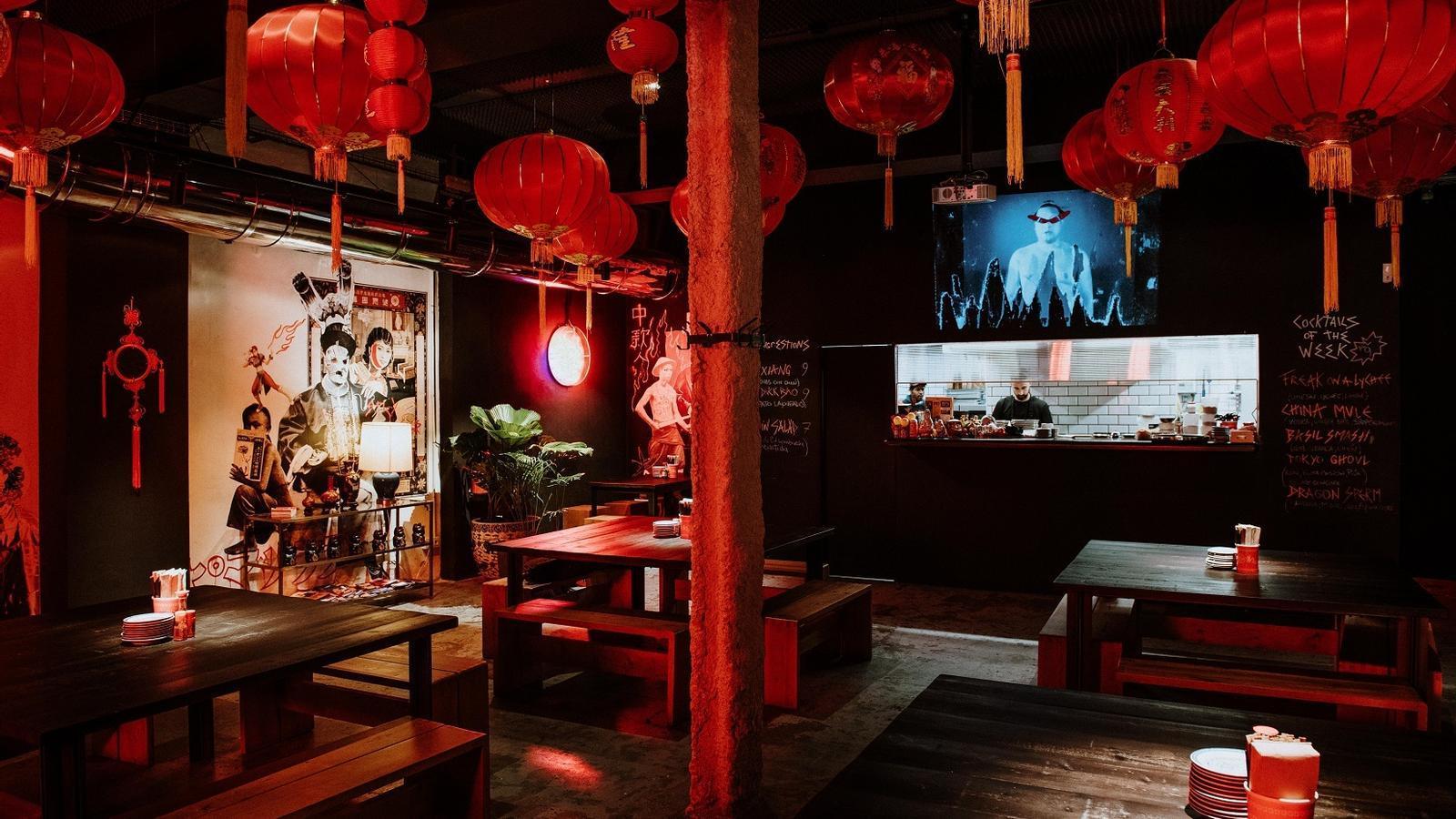 Spicy, una taverna de Sant Antoni (però amb sabor a Àsia)