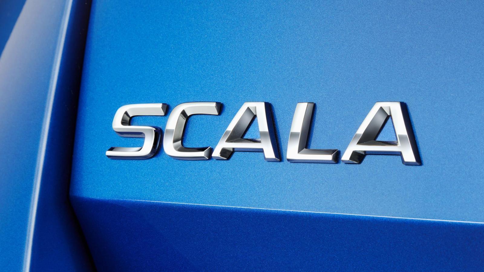 El nou compacte de Skoda es dirà Scala