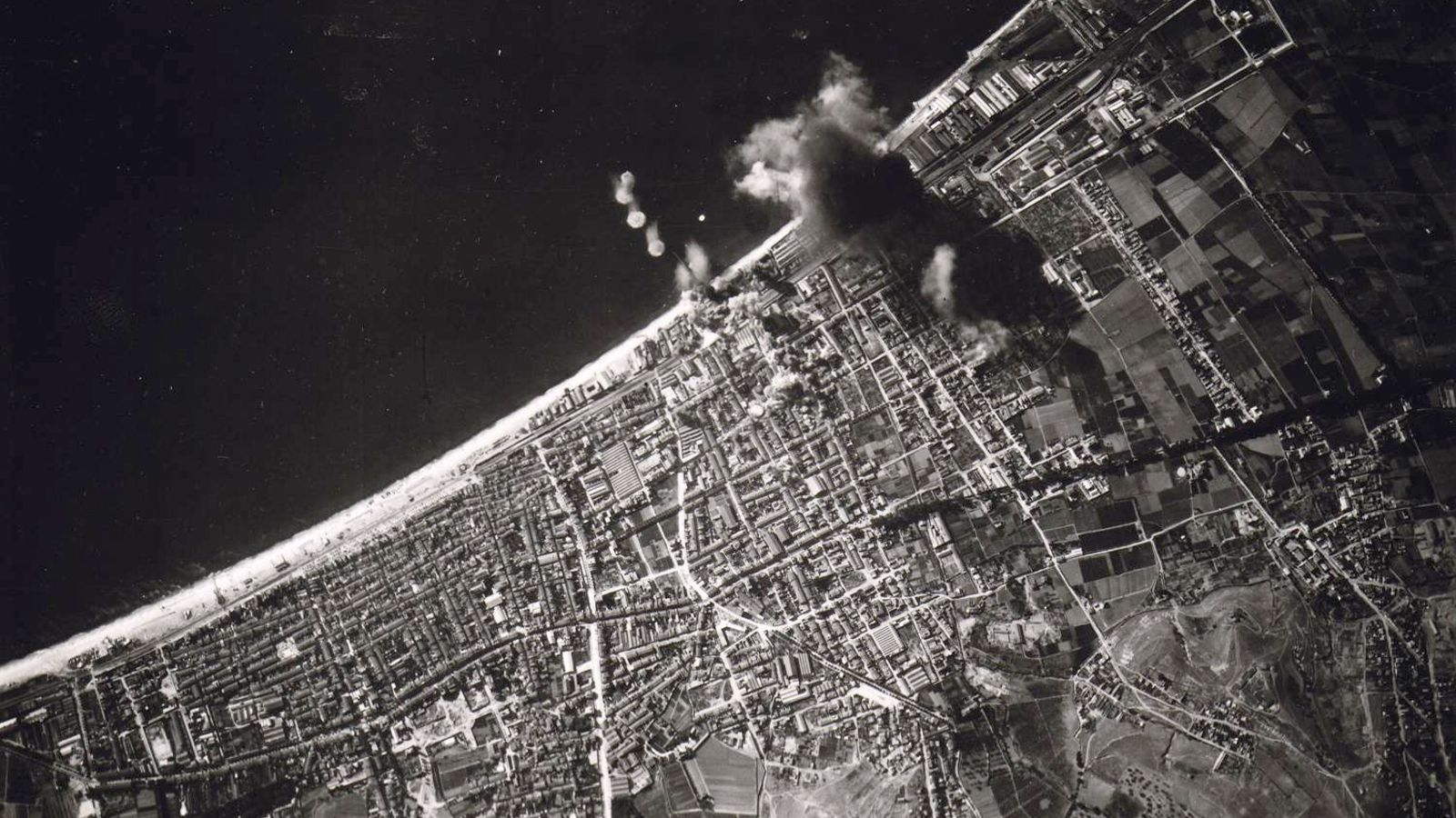 Els bomardejos del març de 1938
