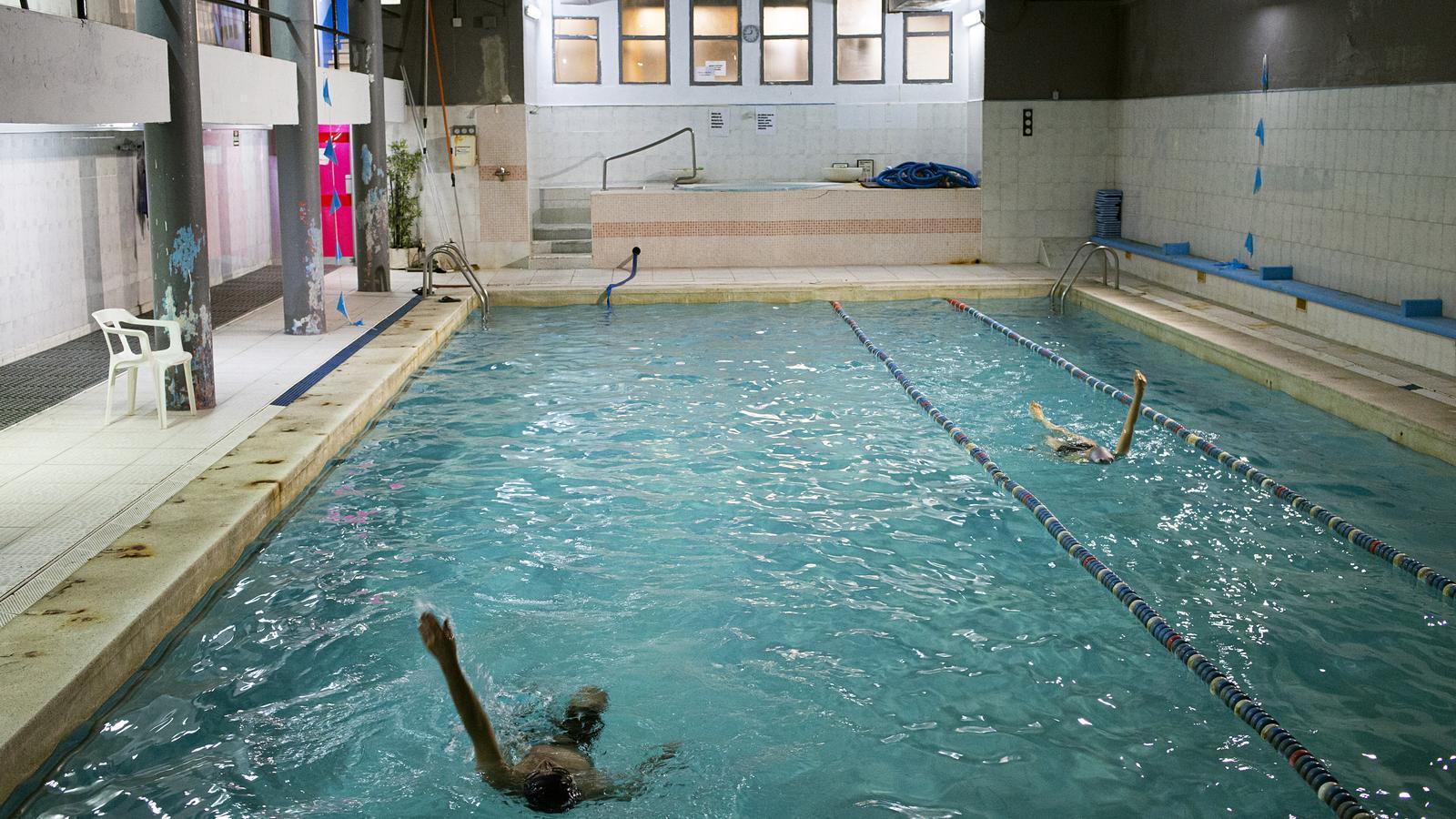 Esperança al gimnàs social del Raval: una entitat s'ofereix a liquidar el deute