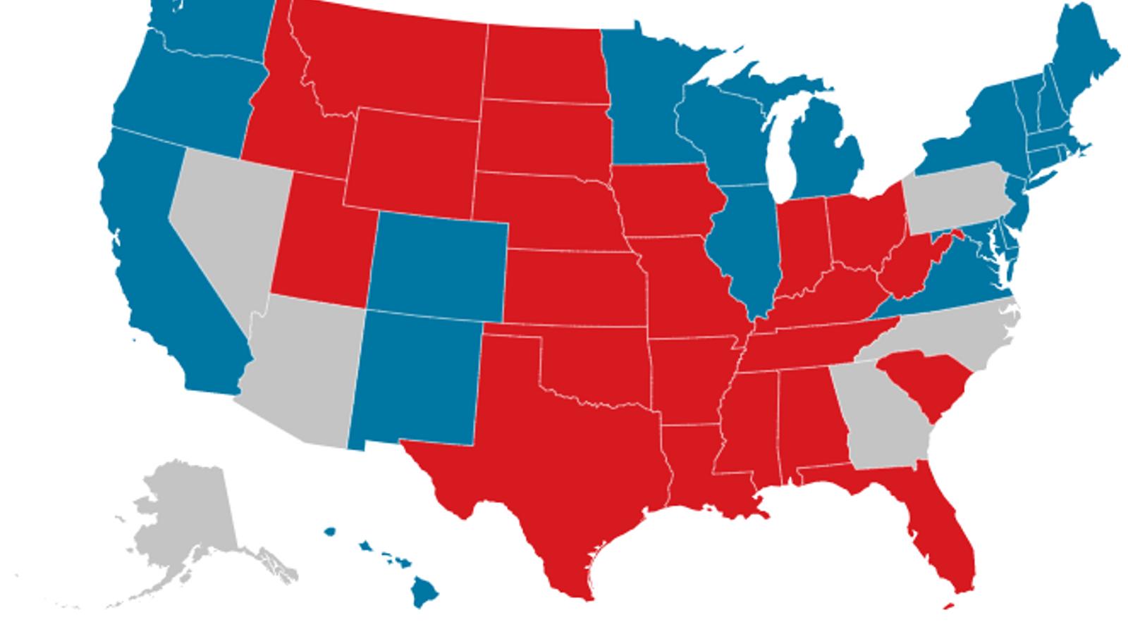 Joe Biden supera Donald Trump a Geòrgia per 917 vots