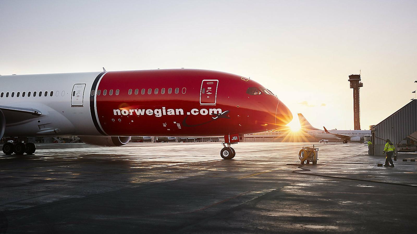Norwegian és una de les moltes companyies que està patint la crisi del covid-19.
