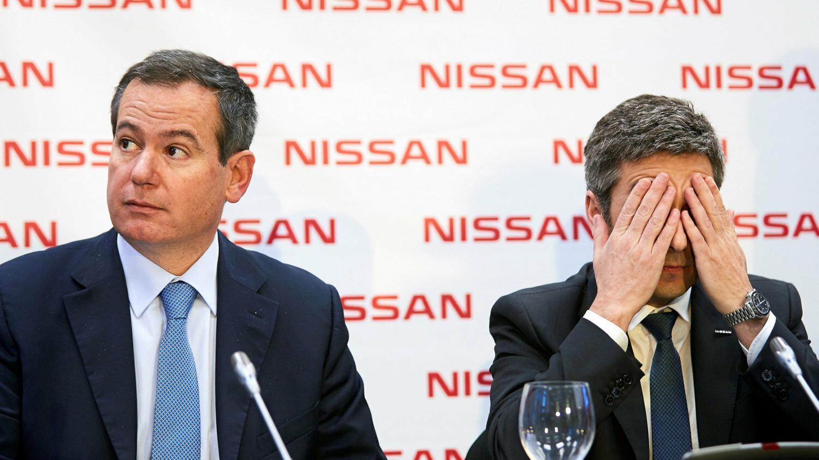 Nissan farà fora 600 treballadors
