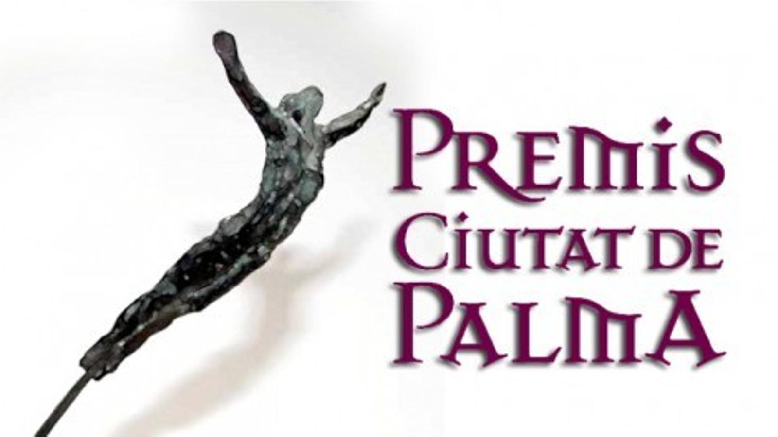 Emblema dels Premis Ciutat de Palma