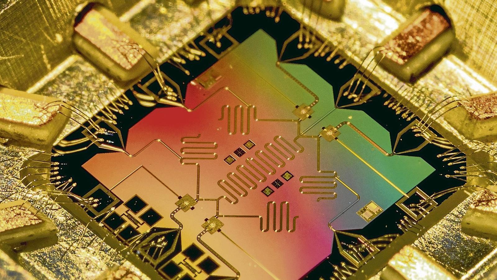 La Xina tritura Google en la cursa per l'ordinador quàntic