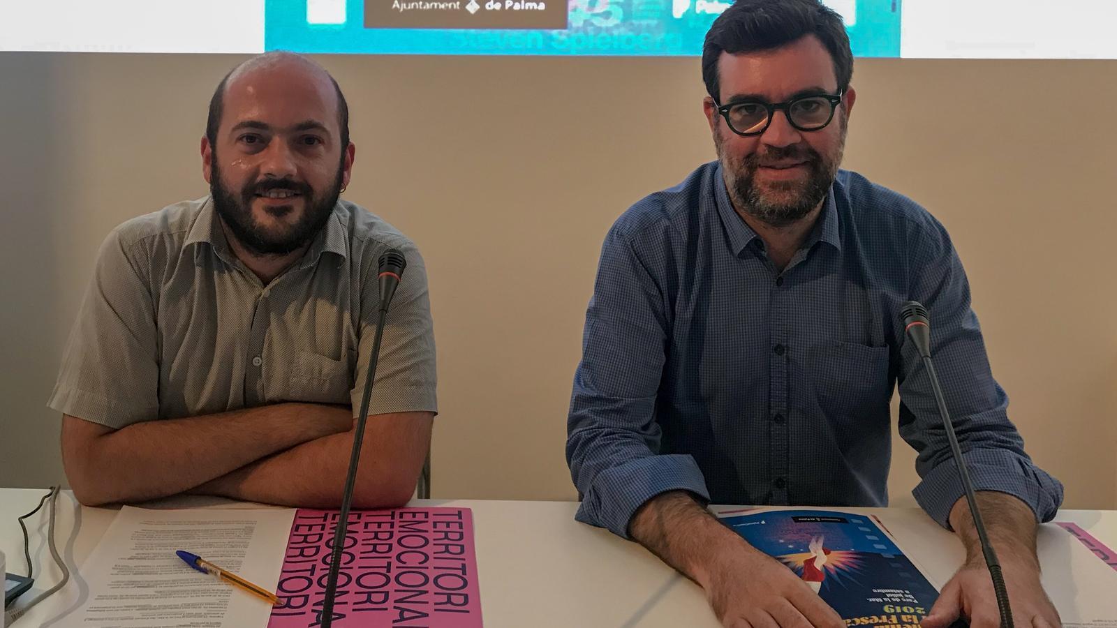 Miquel Àngel Contreras i Antoni Noguera