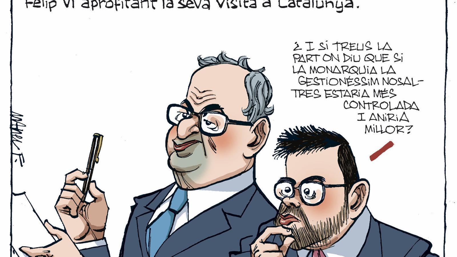 La vinyeta de Manel Fontdevila 19/07/2020