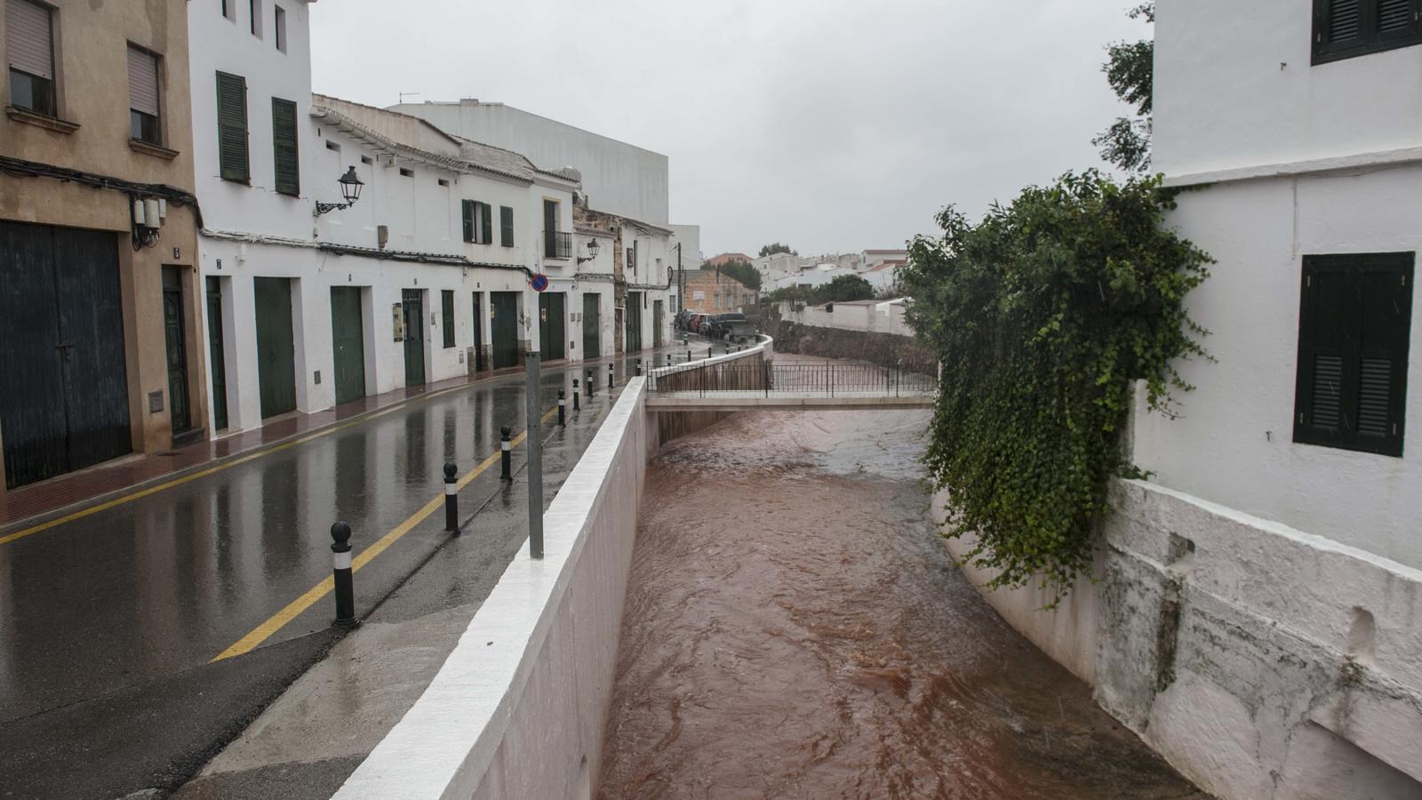 Imatge de Es Mercadal, Menorca. / DAVID ARQUIMBAU