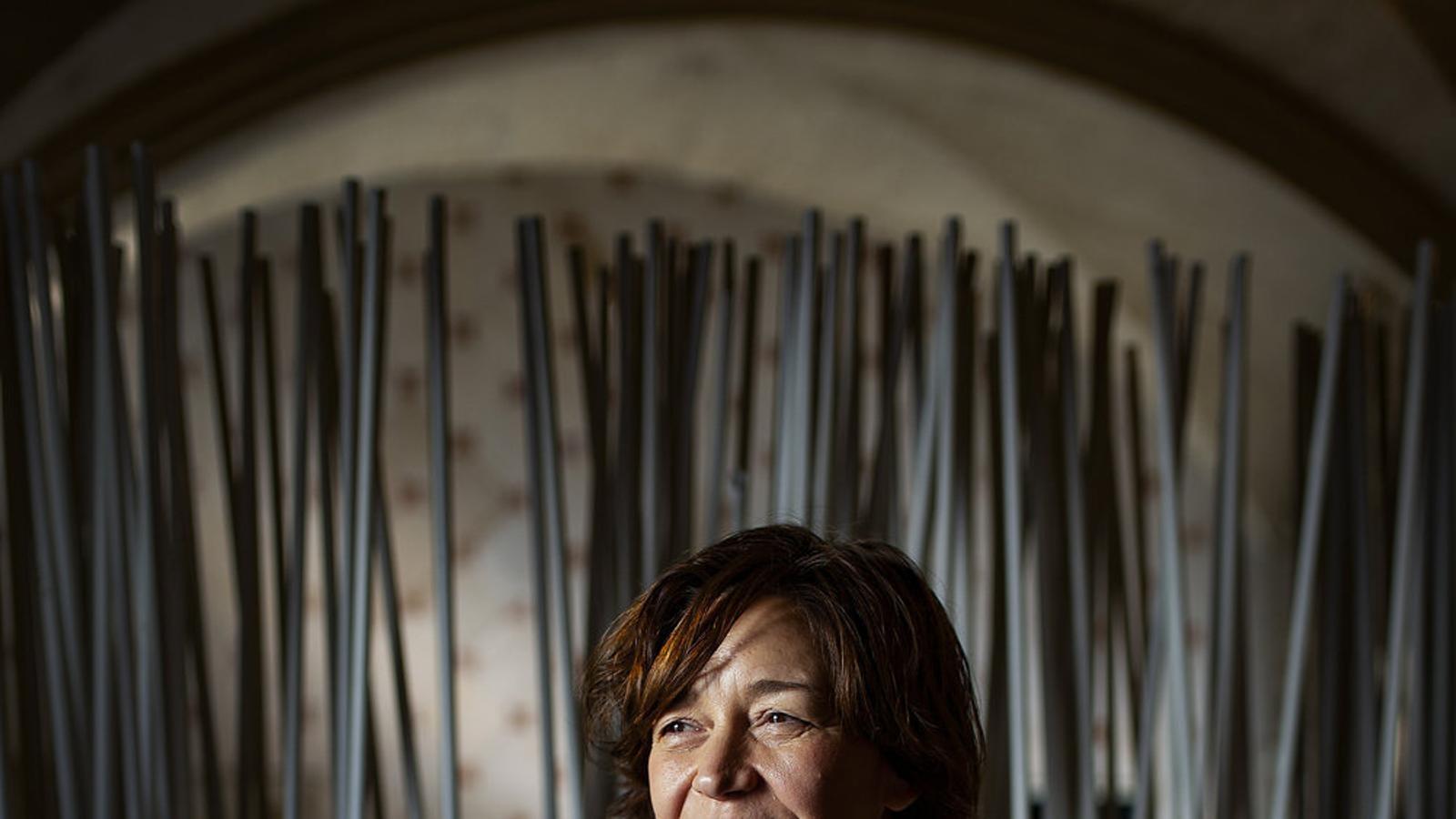 """Maribel López: """"La retirada d'Arco de l'obra dels presos va ser molt trista"""""""