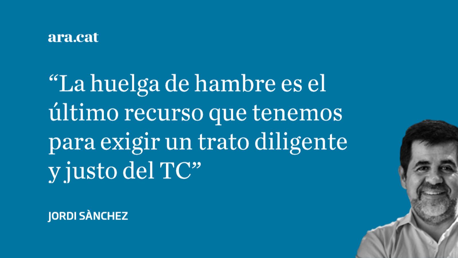 20181121 Jordi Sanchez castellà