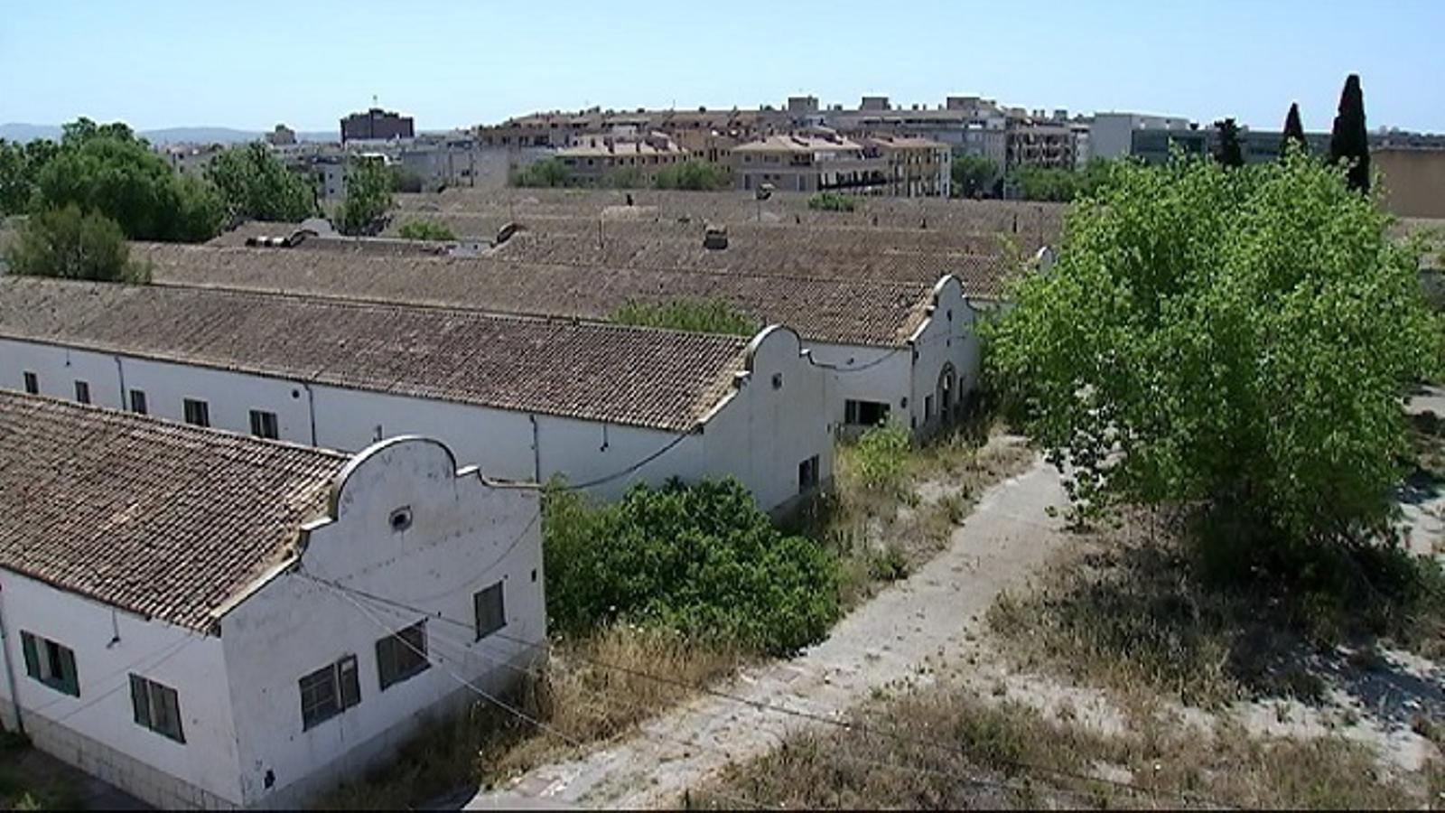 Antic quarter militar de Son Busquets, a Palma