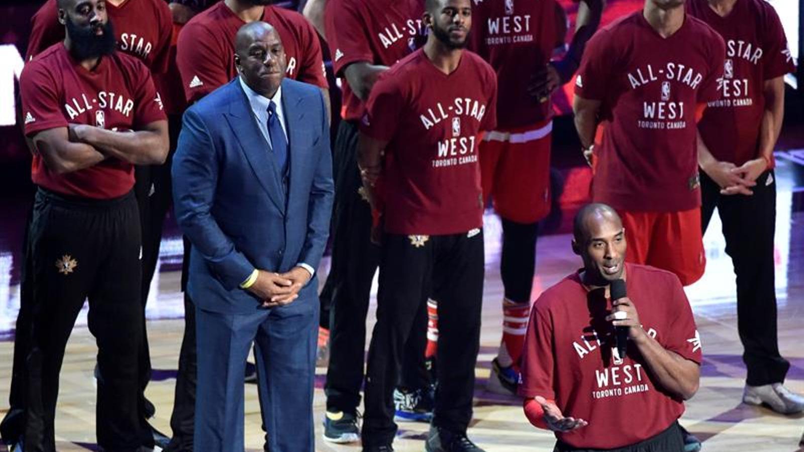 Homenatge a Kobe Bryant
