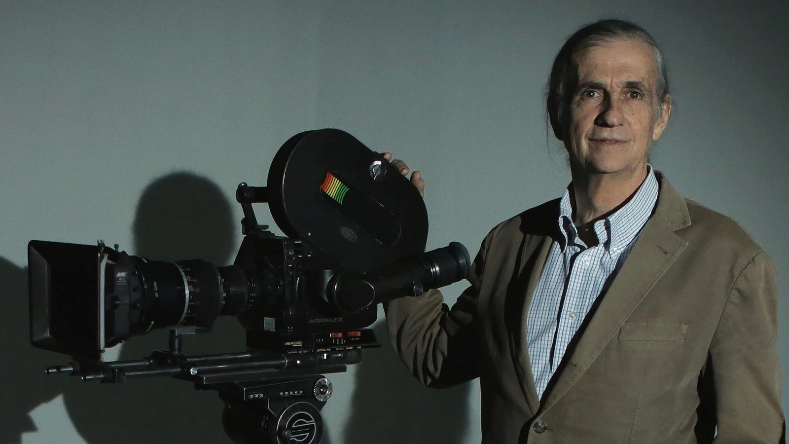 El director de la pel·lícula-documental Carlos Oteyza.