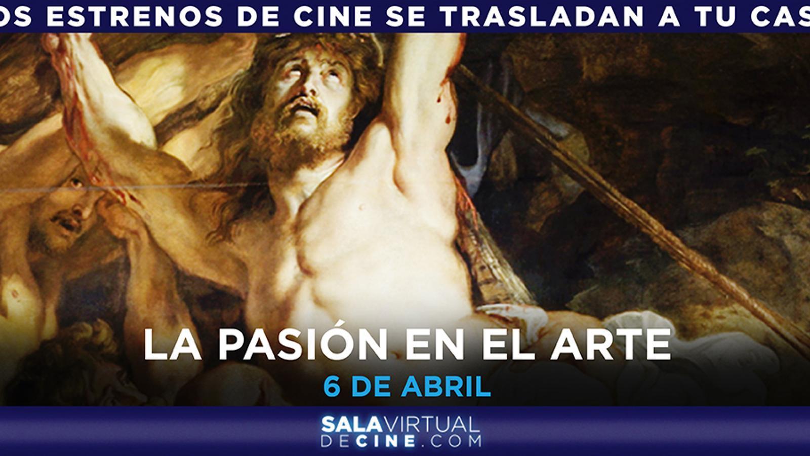 'La pasión en el arte' està disponible a partir d'aquest dilluns a la web de Sala Virtual de Cine