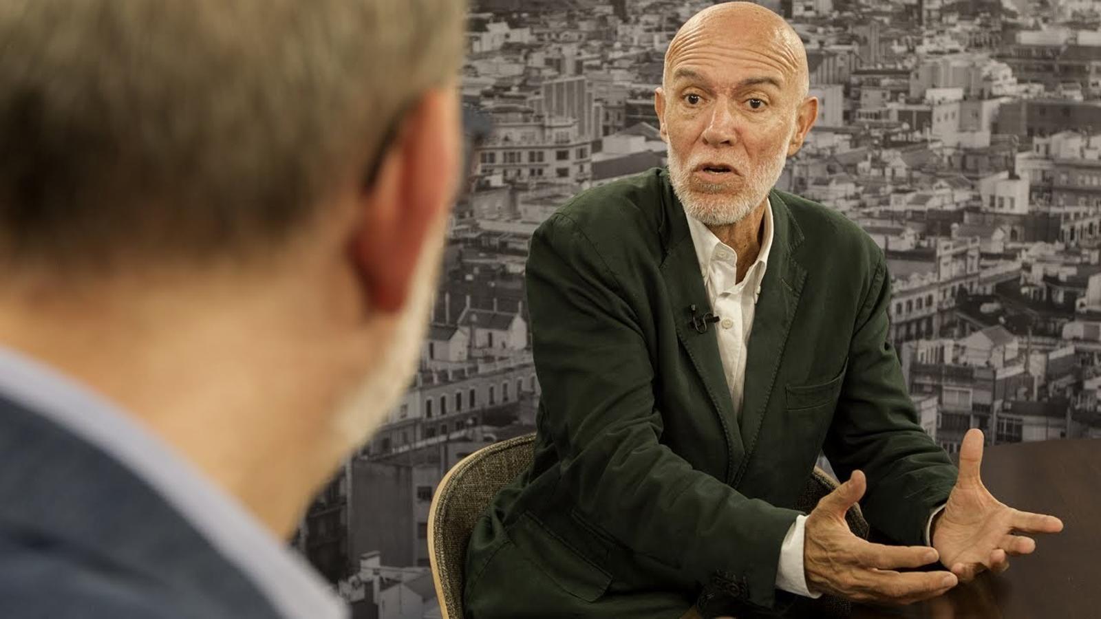 Entrevista d'Antoni Bassas a Juan Guillermo Sepúlveda