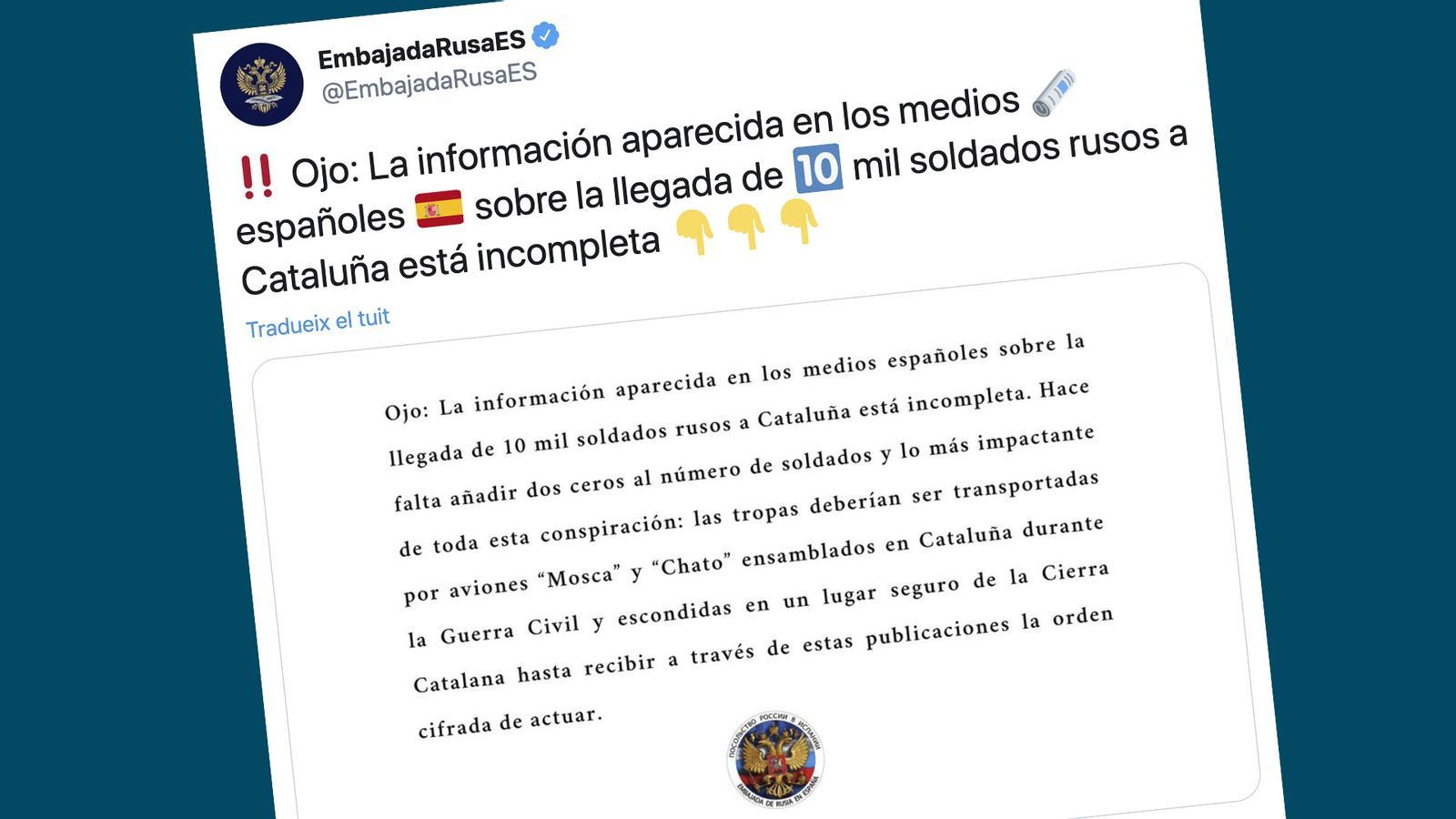 Esperant l'anunci de confinaments a Catalunya; l'ambaixada russa se'n fot de la macrocausa; Juventus 0 - Barça 2: les claus del dia, amb Antoni Bassas (29/10/2020)