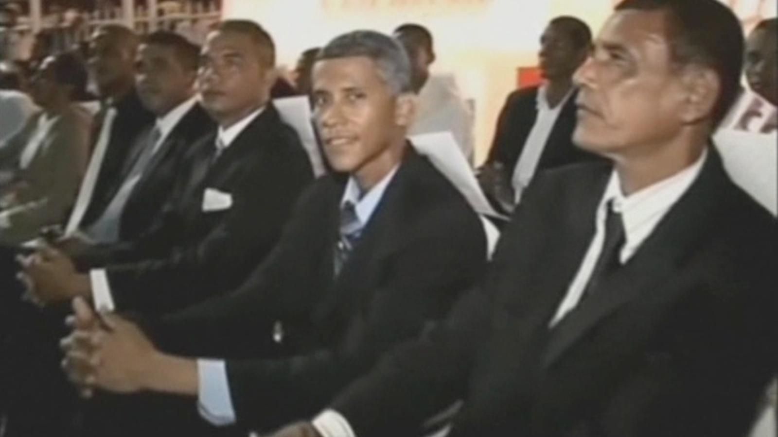 Concurs de dobles d'Obama a Colòmbia