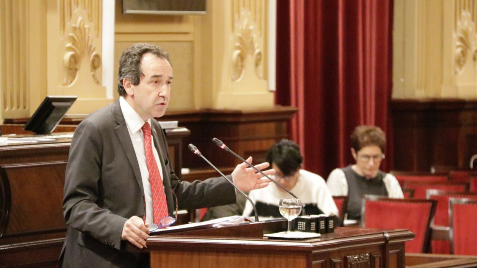 Juanma Gómez, diputat de Ciutadans.