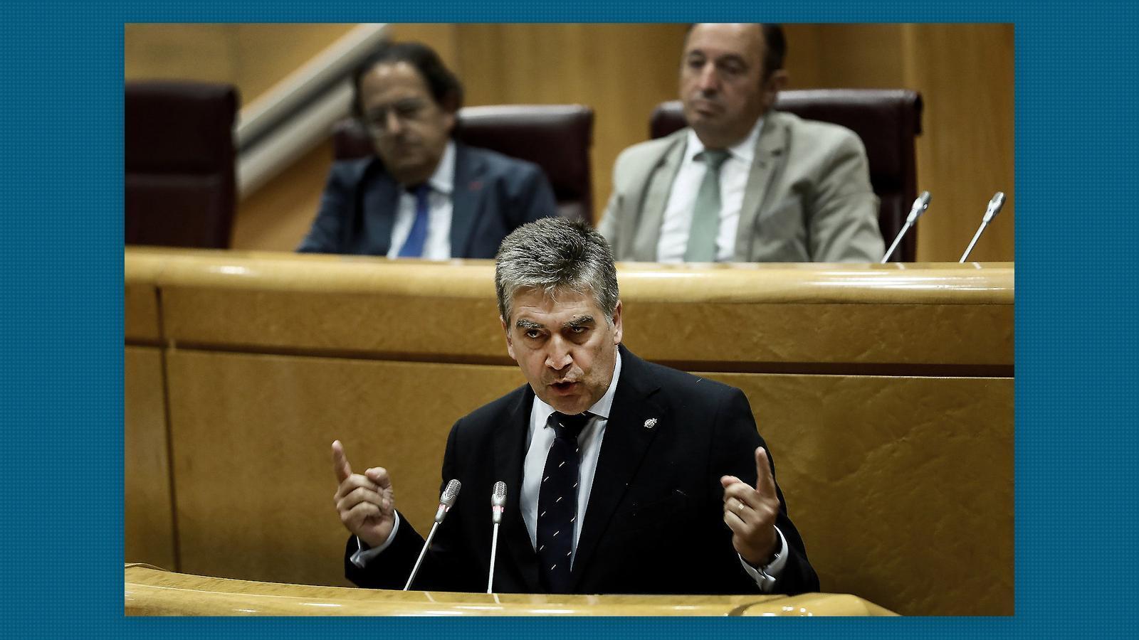 L'anàlisi d'Antoni Bassas: '21 a 0 o les hemos destrozado el sistema judicial'