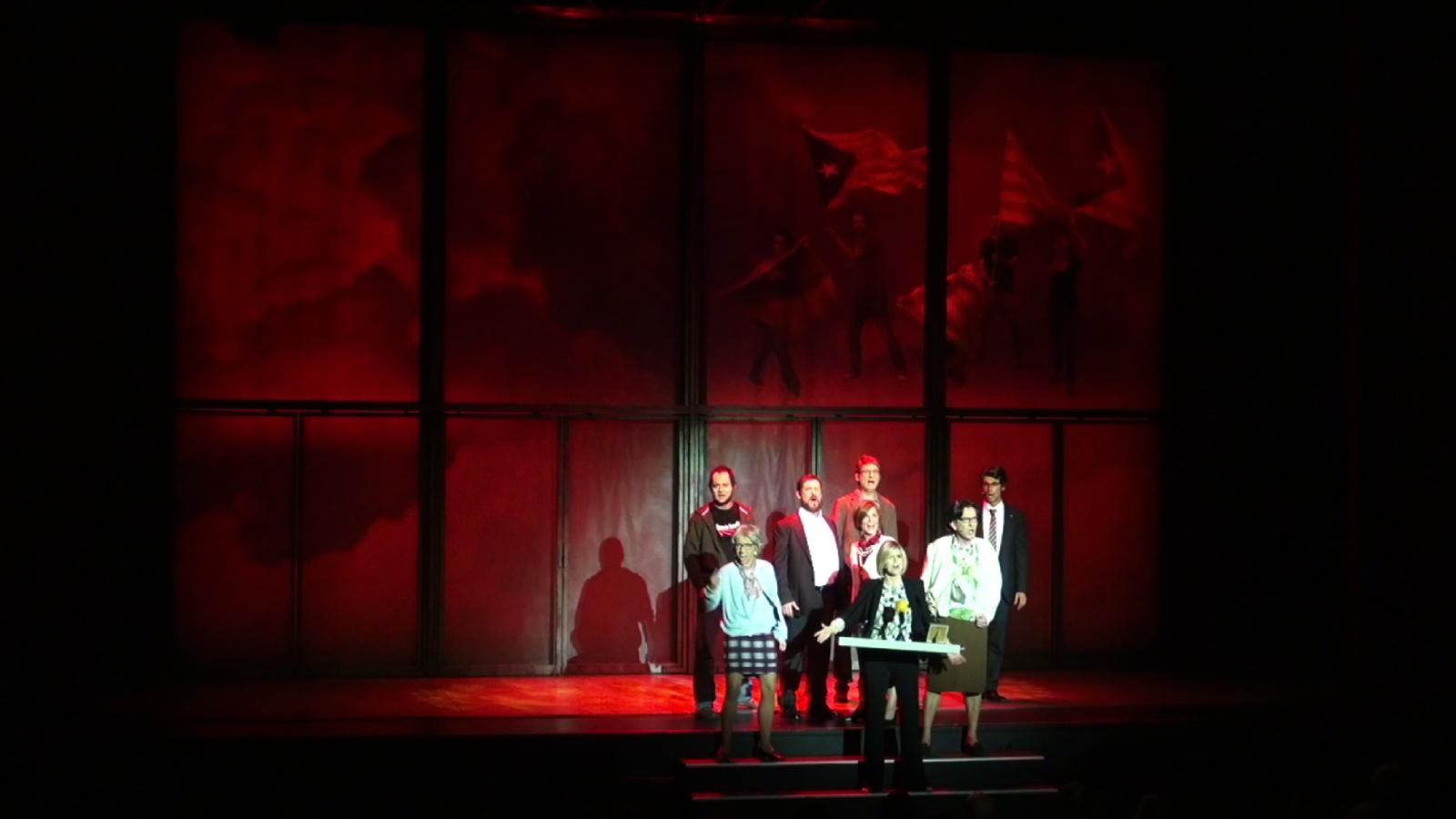 'Els ous', la versió de l''Himne dels pirates' del musical de 'Polònia'
