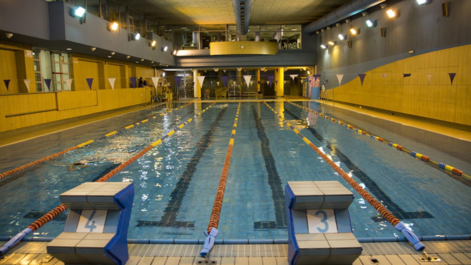 Les instal·lacions esportives d'Escaldes-Engordany. / COMÚ D'ESCALDES-ENGORDANY