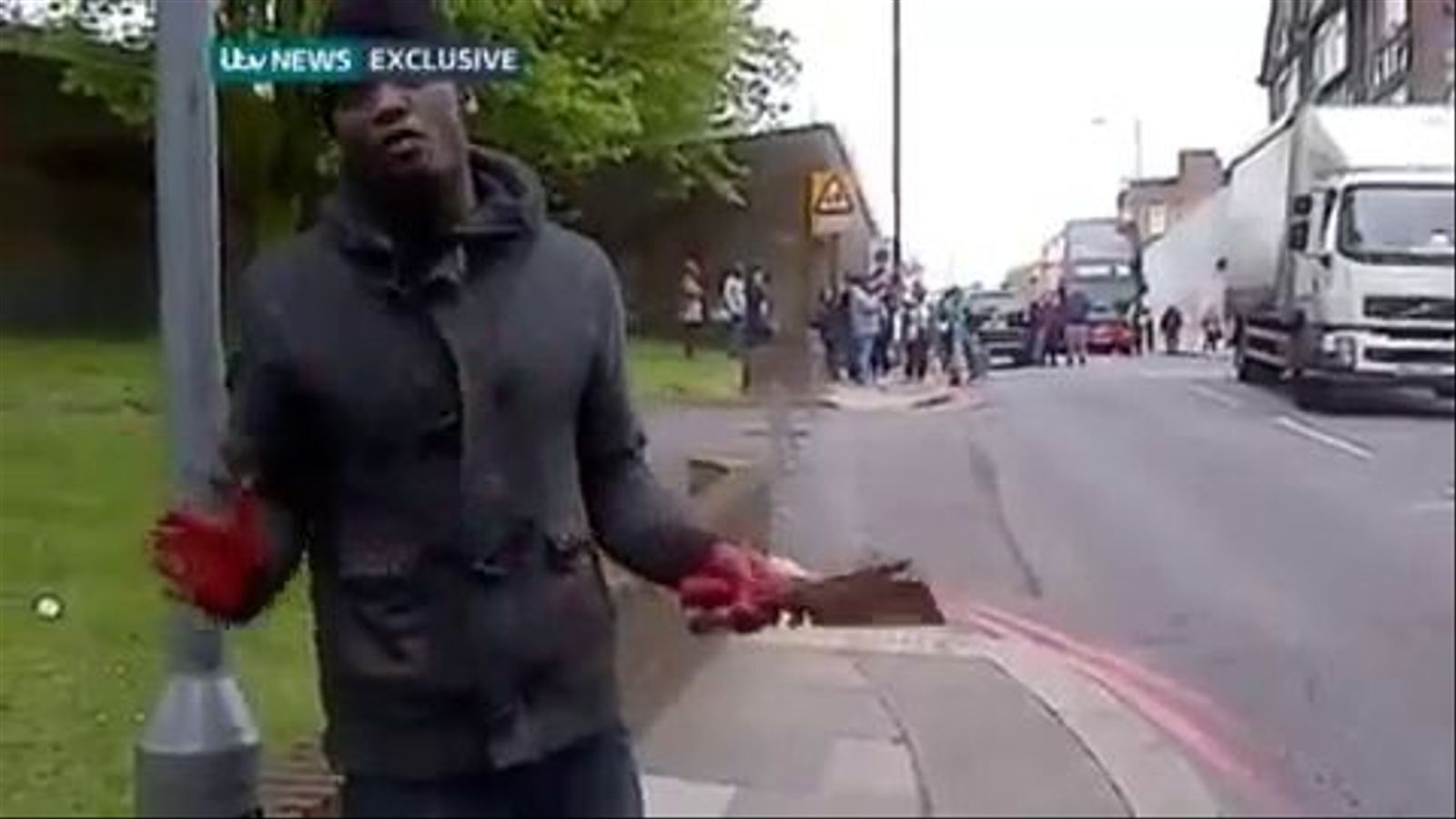Un home, decapitat a Londres en un presumpte acte terrorista