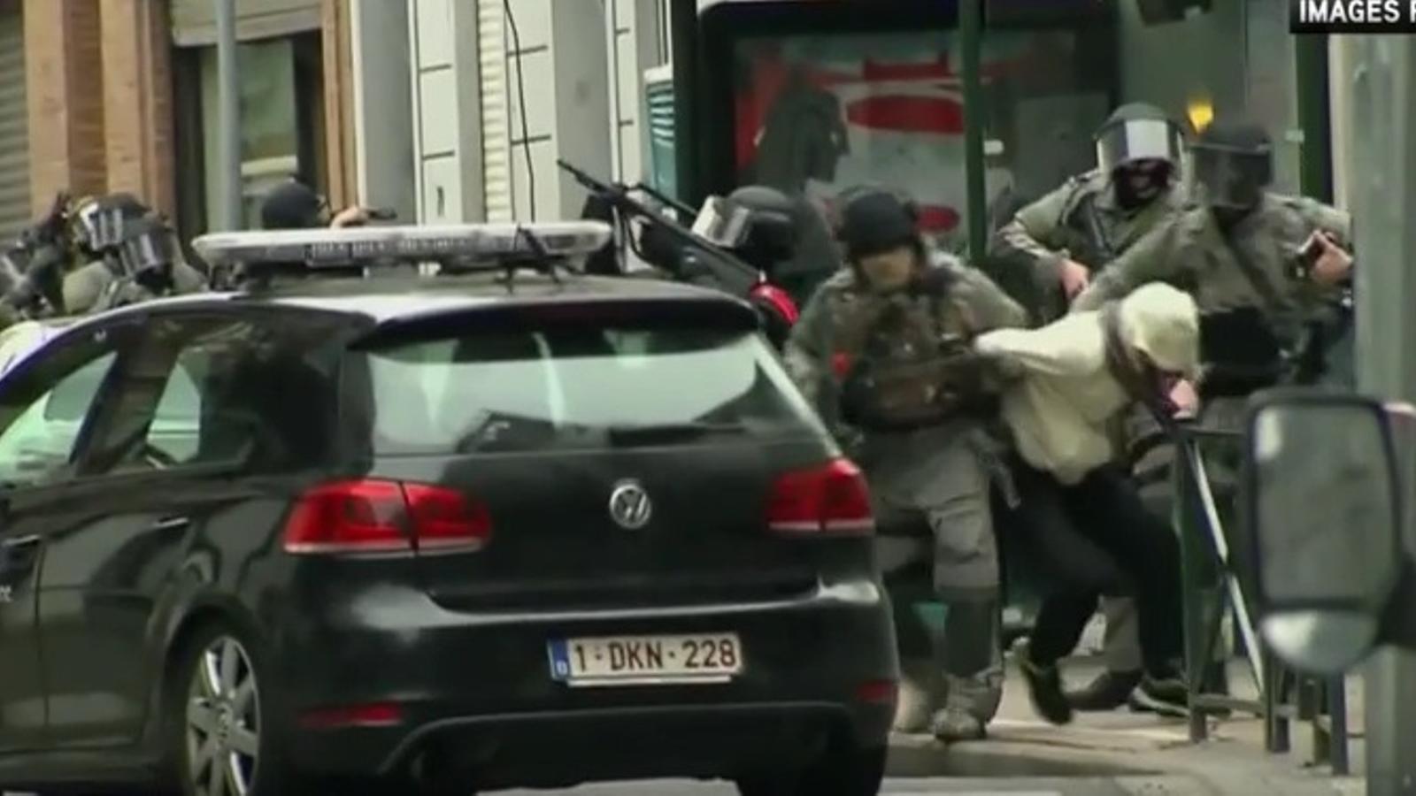Detingut a Brussel·les el cervell dels atemptats de París