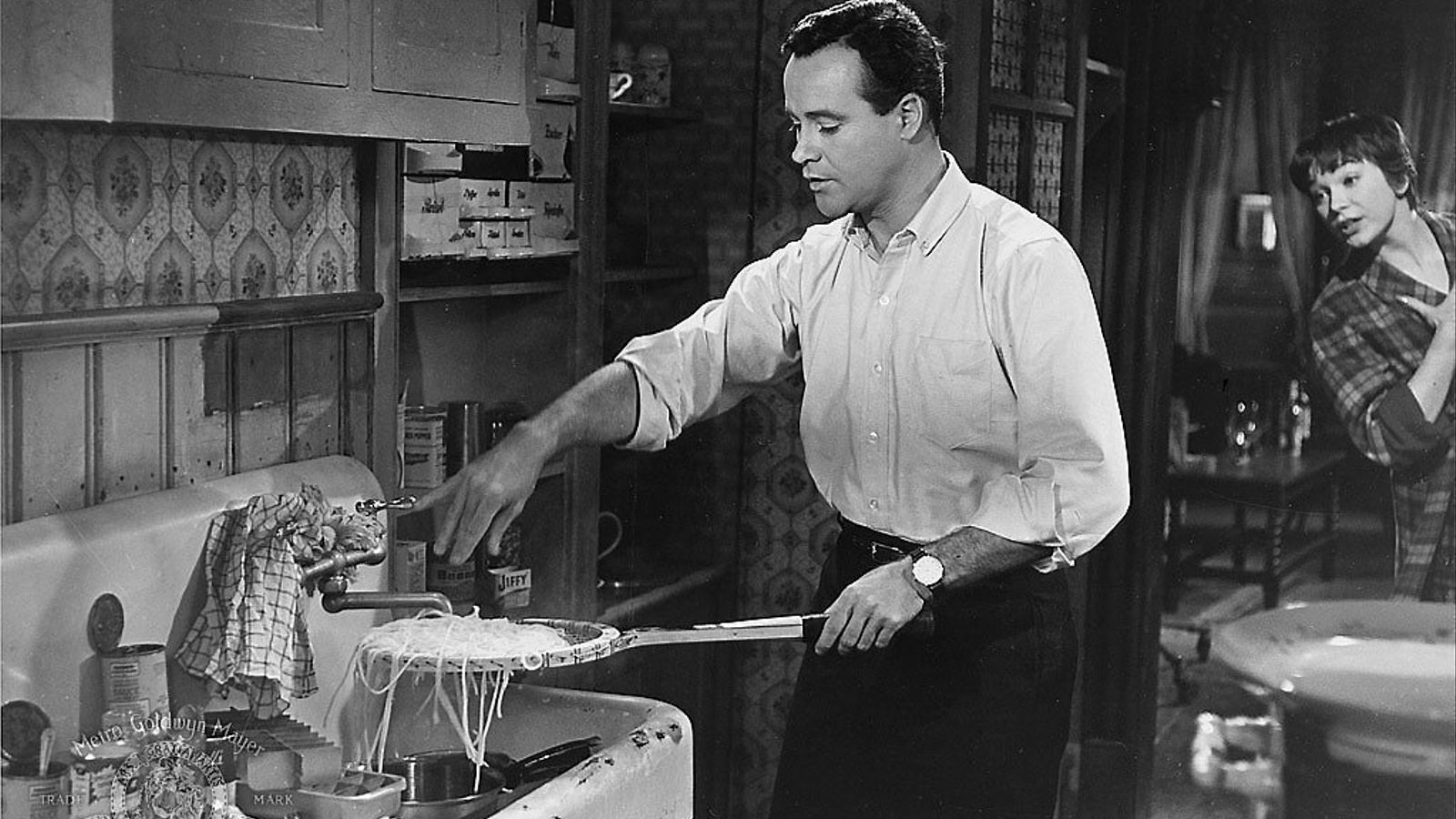 L'apartament, dirigida per Billy Wilder i protagonitzada per Jack Lemmon I Shirley MacLaine.