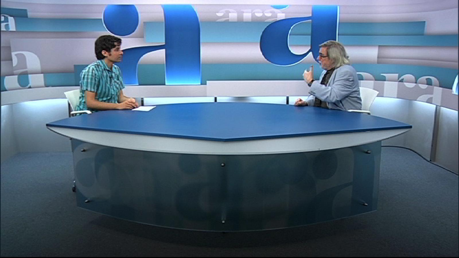 Entrevista completa de Jordi Nopca a Agustí Pons, per 'Ara TV Premium'