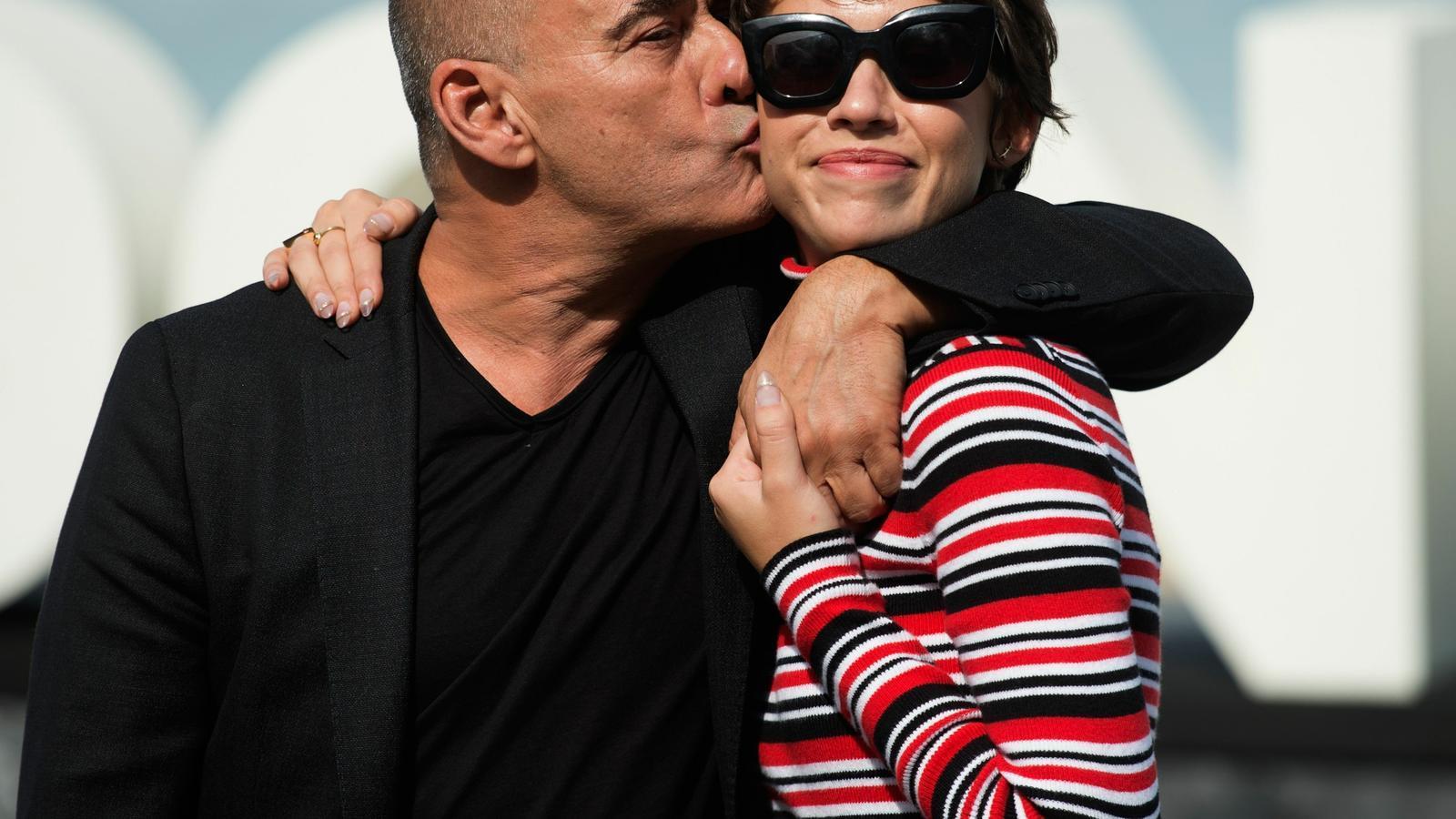 'La hija de un ladrón': Sant Sebastià es rendeix a la lluita quotidiana de Greta Fernández