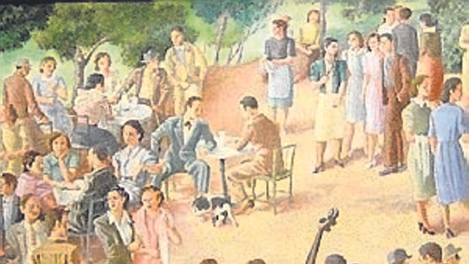 El conjunto instrumental de la sardana (1965)