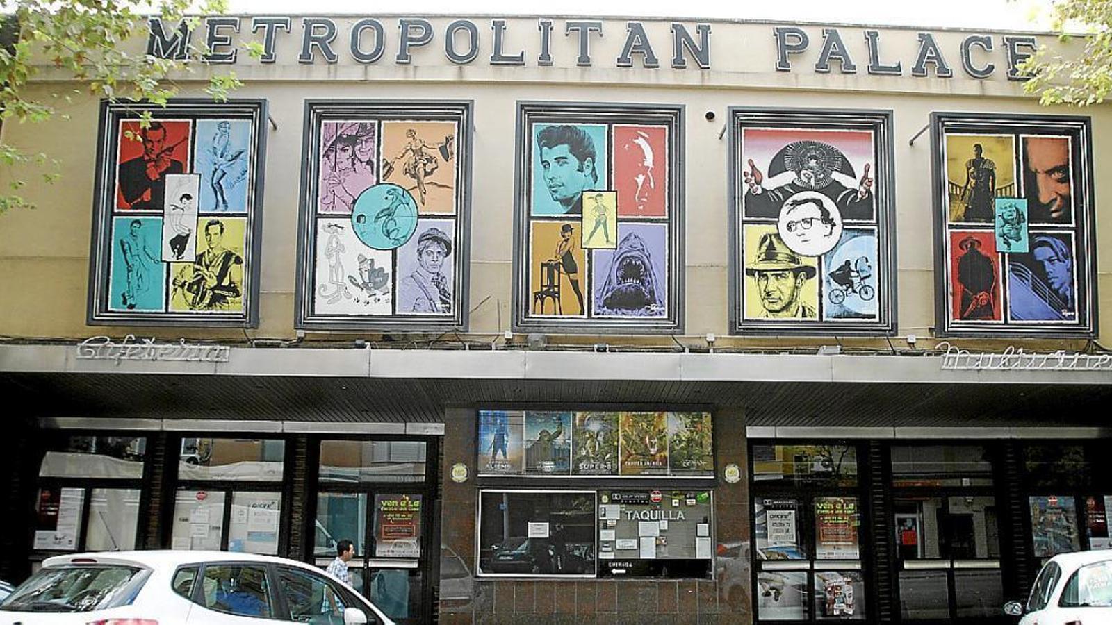 Els propietaris dels cinemes Metropolitan asseguren que Cort no s'ha posat en contacte amb ells per negociar-ne la compra