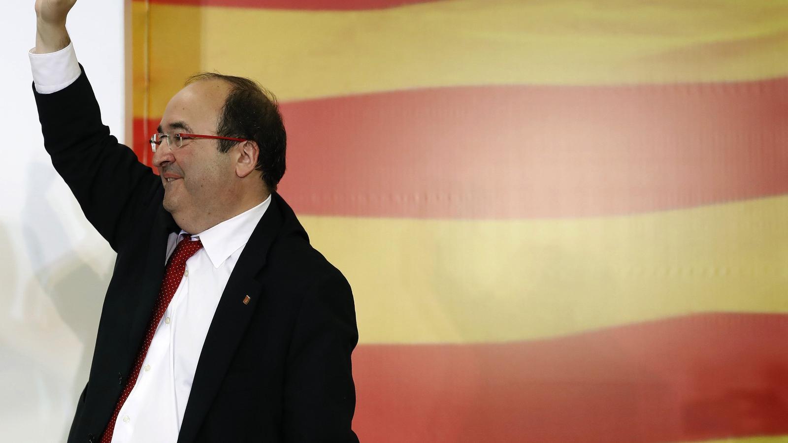 """Iceta replica als """"atacs injustificats"""" de Puigdemont i l'acusa de ser l'únic """"responsable"""" del 155"""