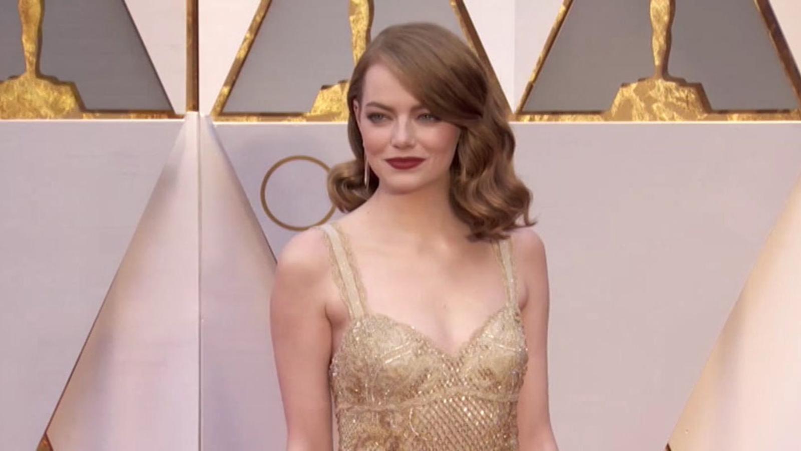 Oscars 2017: Catifa vermella