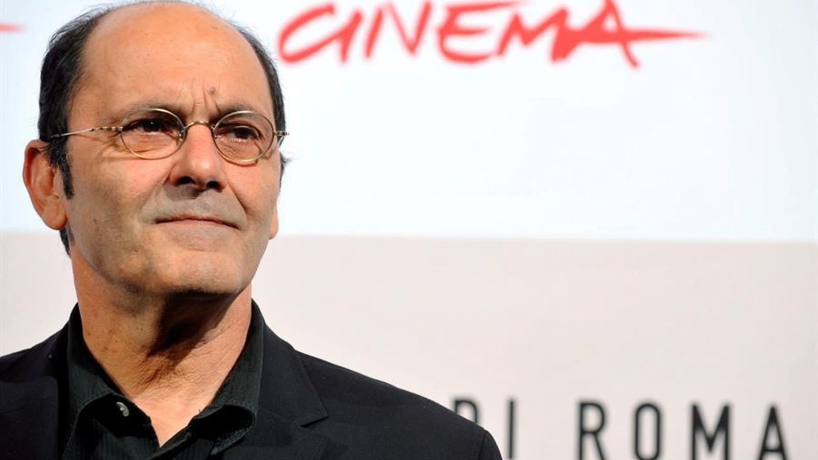 Jean Pierre Bacri el 2008 a Roma