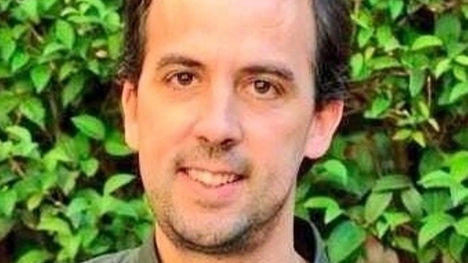 Aitor Urresti serà el director general d'Energia i Canvi climàtic