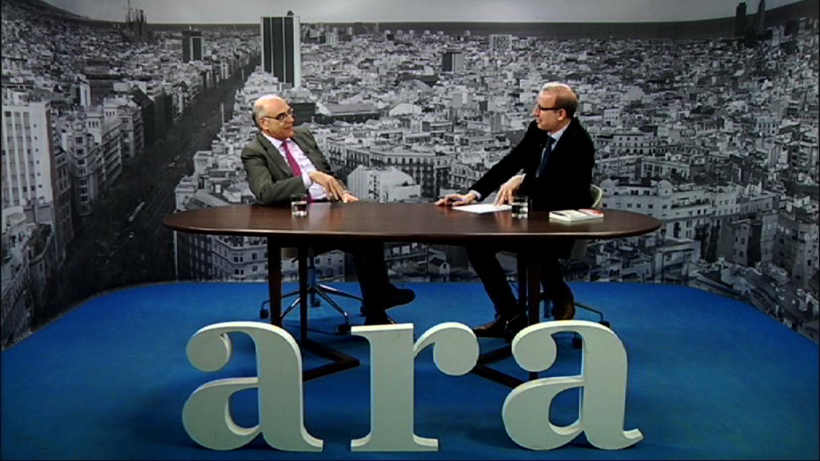 Entrevista d'Antoni Bassas a Salvador Alemany