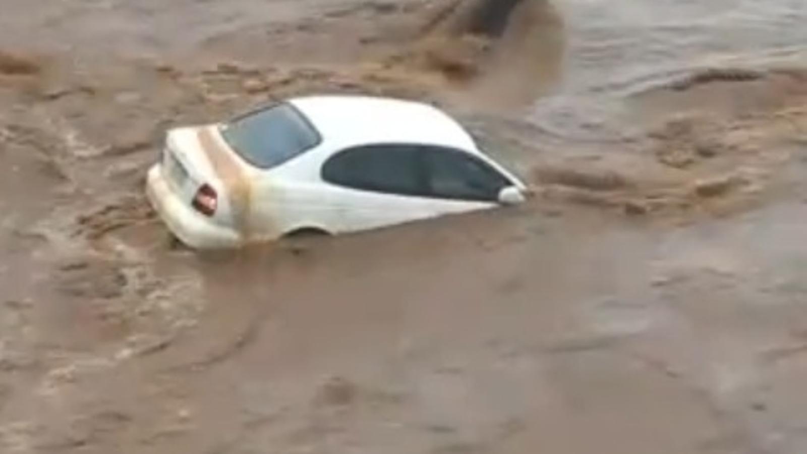 Les imatges més impactants de les inundacions de Queensland (Austràlia)