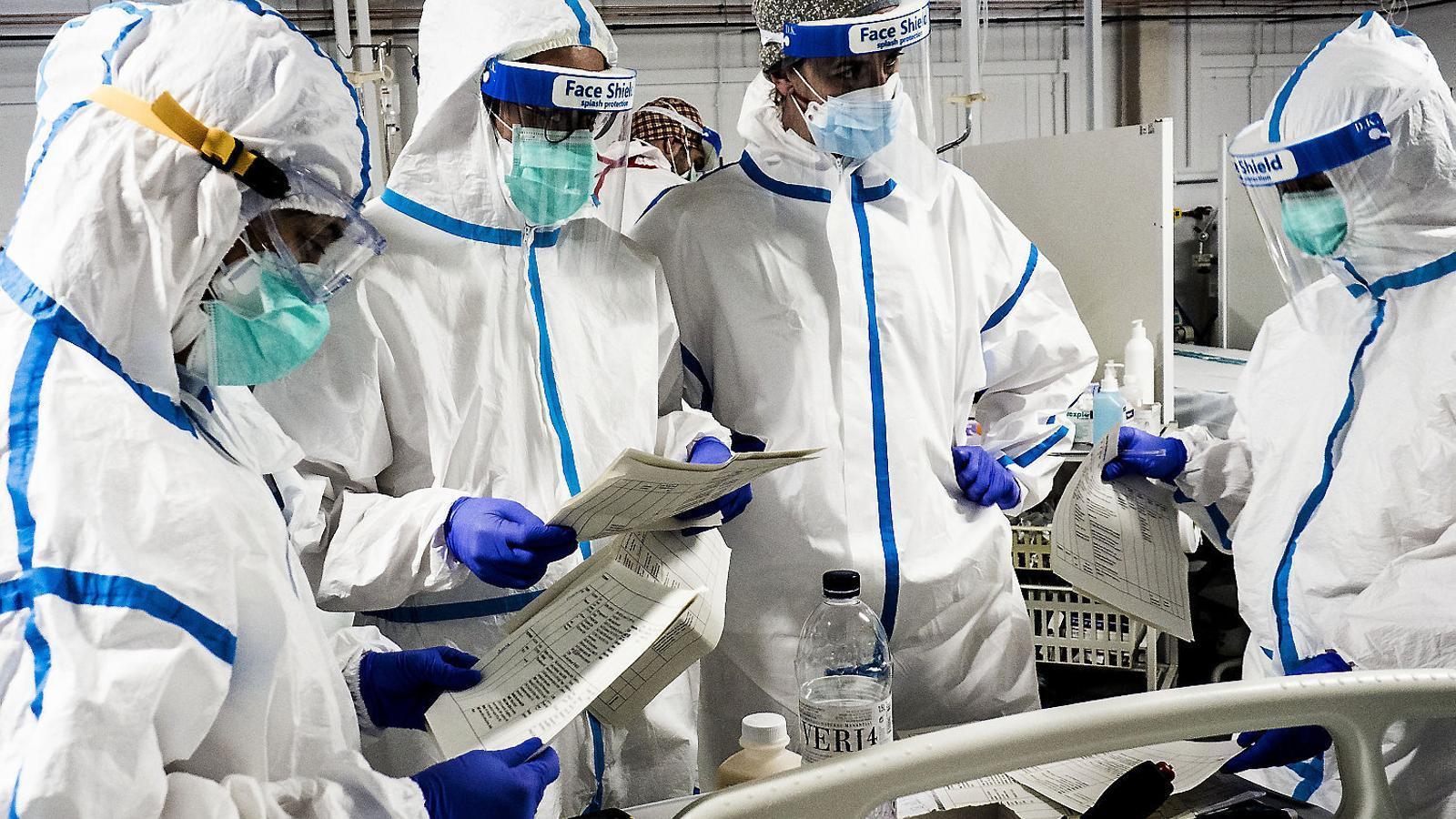 Sanitat registra 84 contagis nous en les últimes 24 h a l'Estat i segueix sense sumar cap víctima mortal