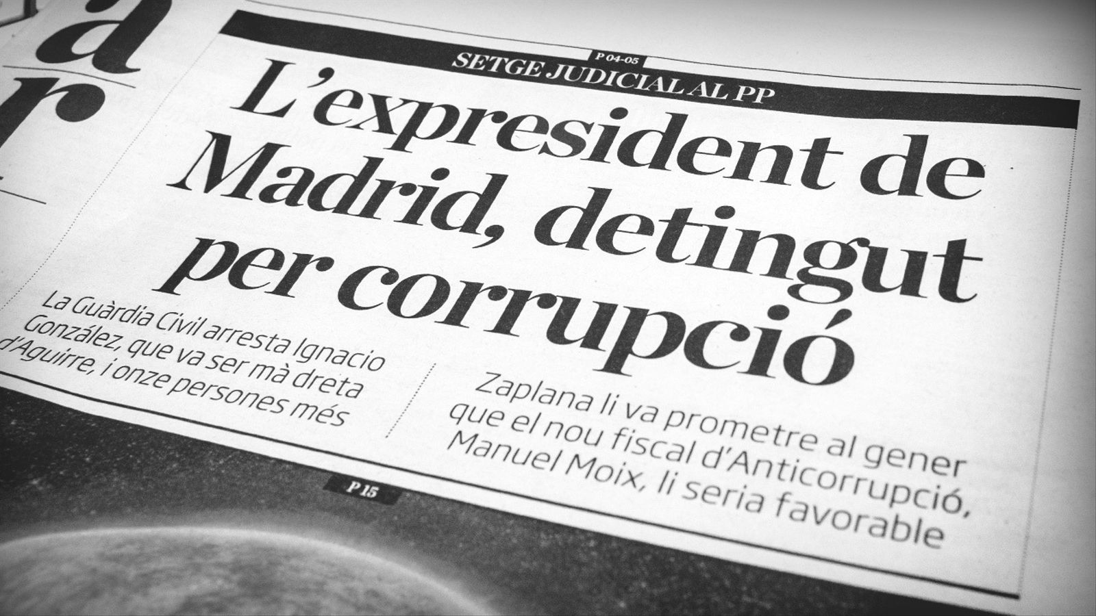 L'anàlisi d'Antoni Bassas: 'Zaplana, la corrupció al PP i els fiscals afinadors'