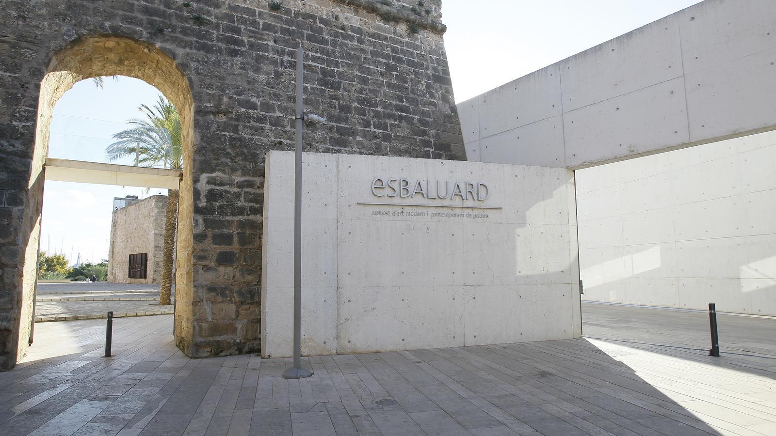Exterior del Museu es Baluard