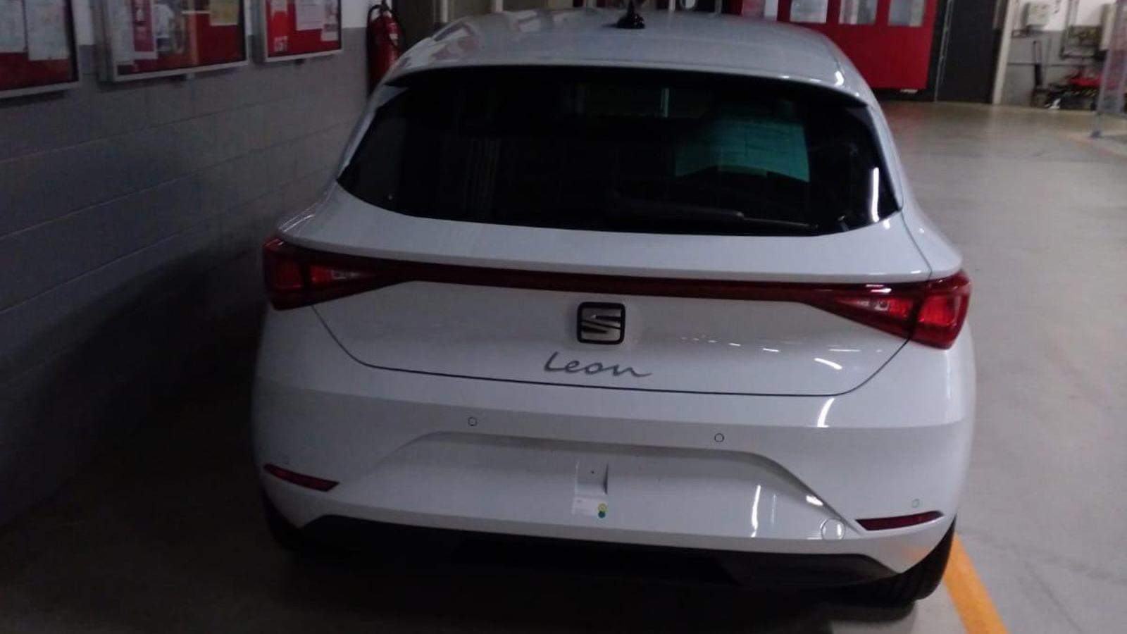 El nou Seat León, filtrat abans d'hora