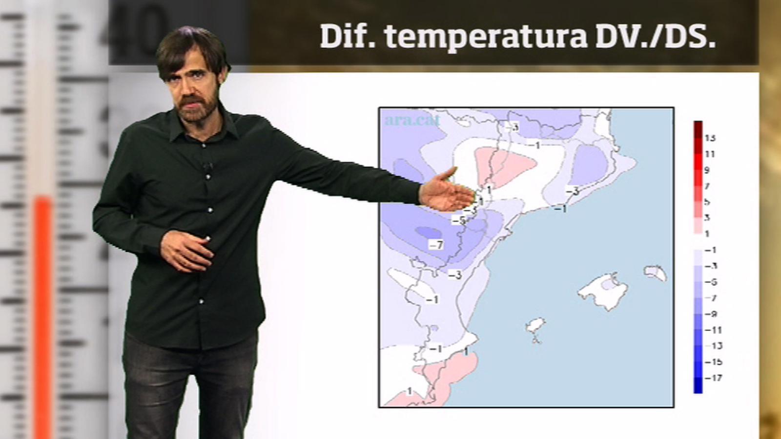 Méteo especial: torna l'ambient d'hivern
