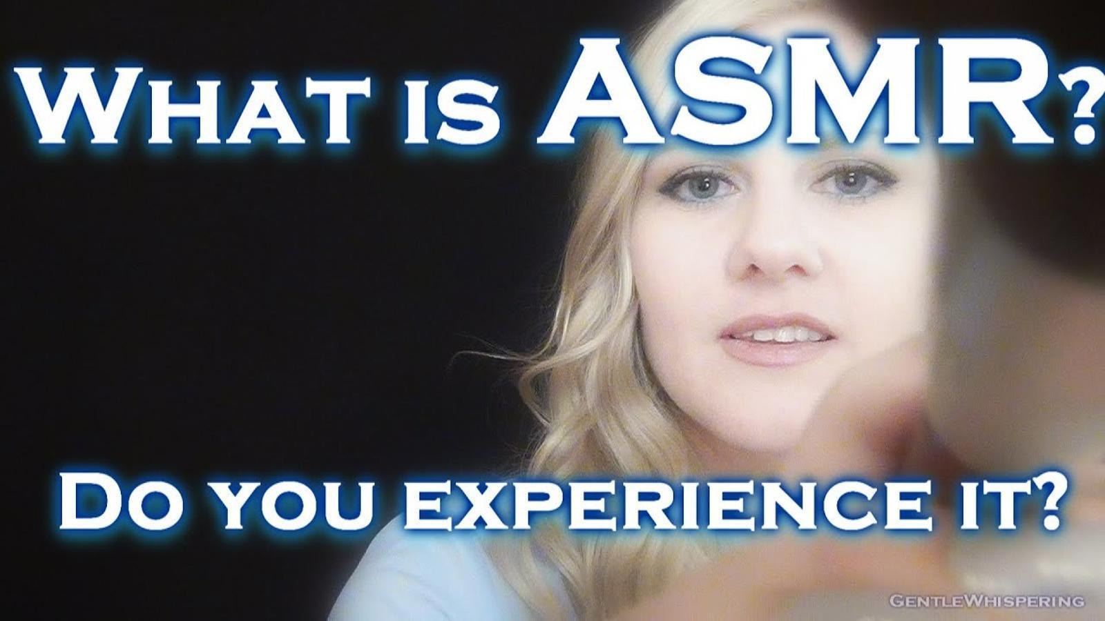 Què és l'ASMR