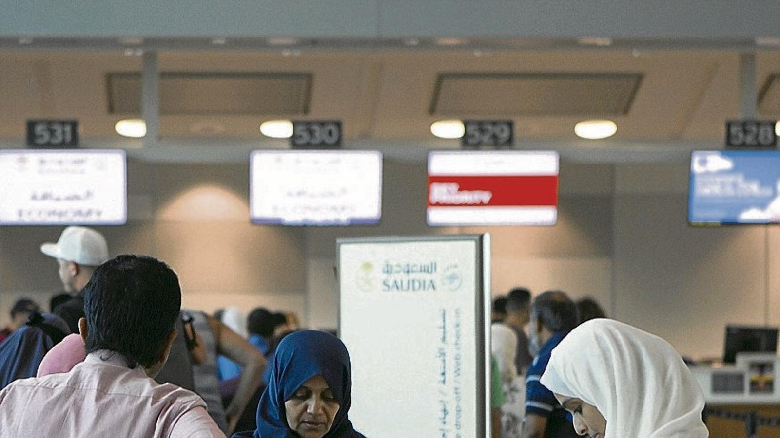 Control telemàtic de les dones saudites
