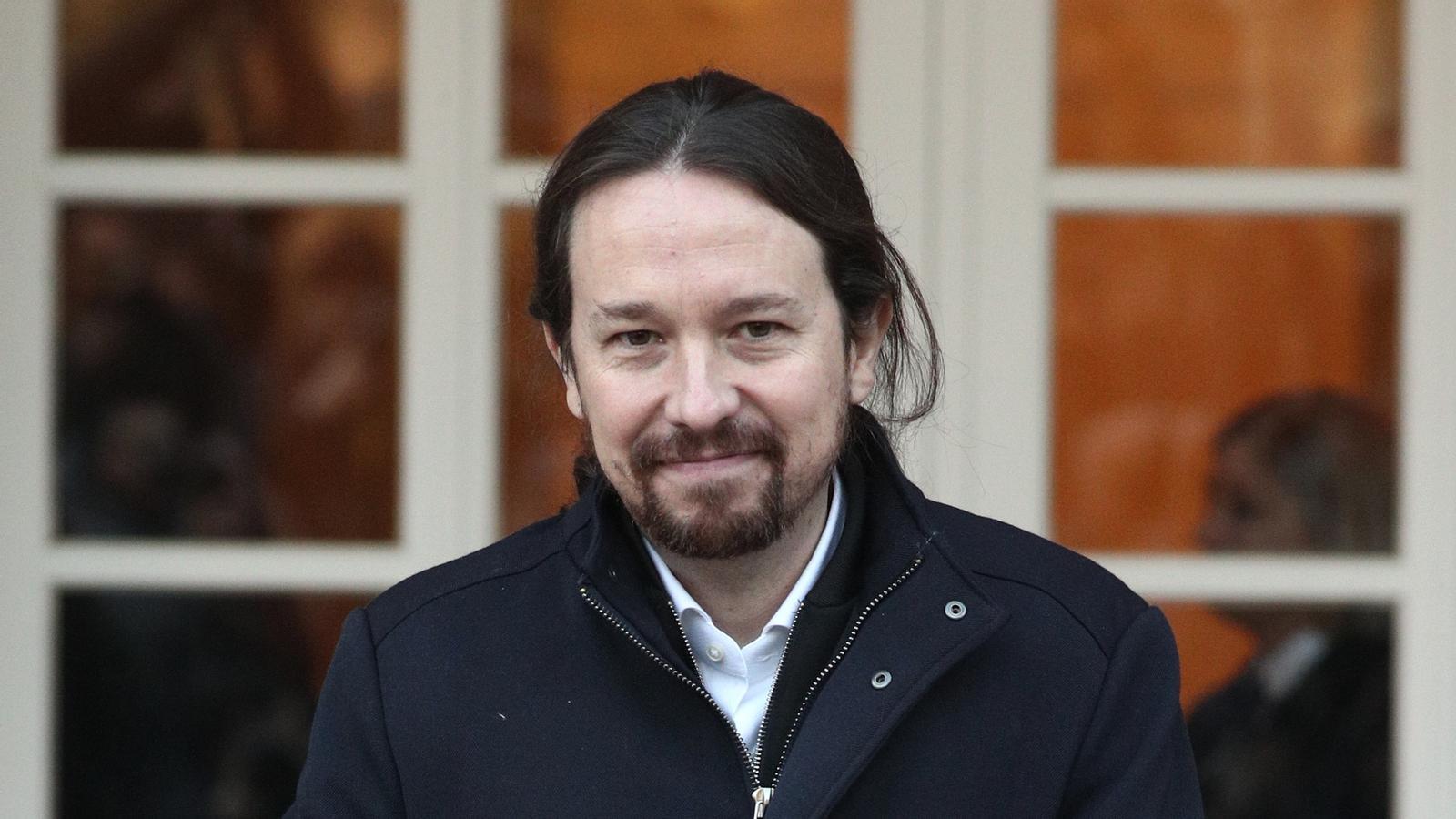 """El CGPJ reclama a Iglesias """"responsabilitat institucional"""" després de les crítiques a la justícia espanyola"""