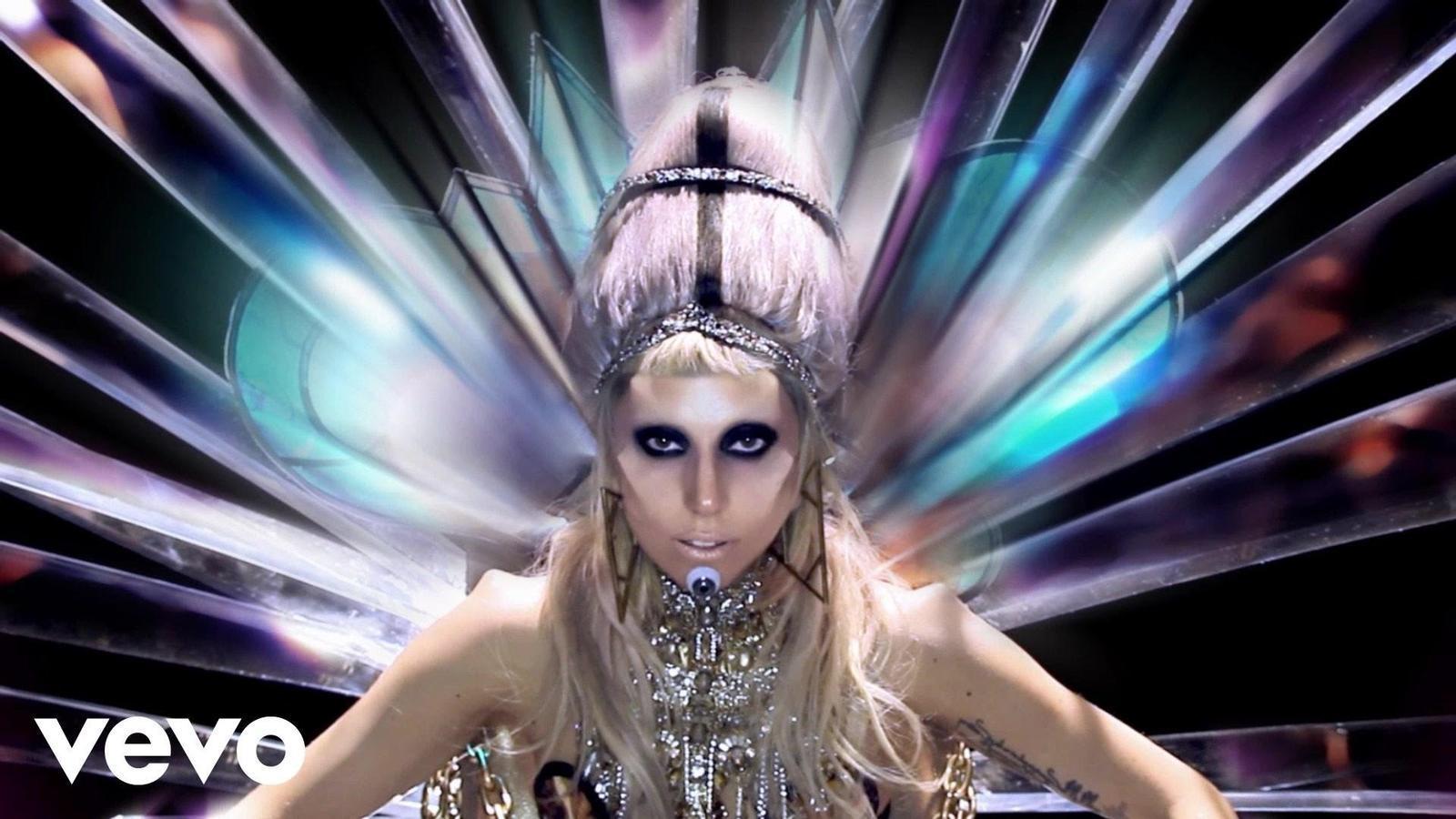 'Born this way', de Lady Gaga