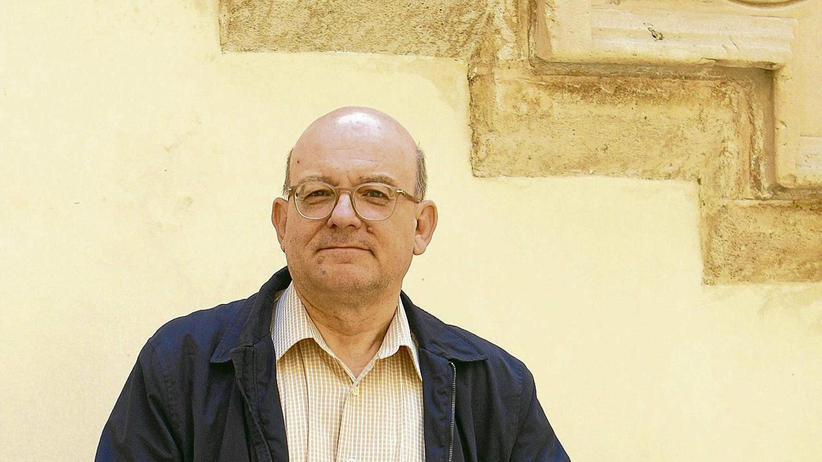 """""""Molta gent creu que la unitat d'Espanya està per damunt de la democràcia"""" Juan Carlos Moreno Cabrera"""