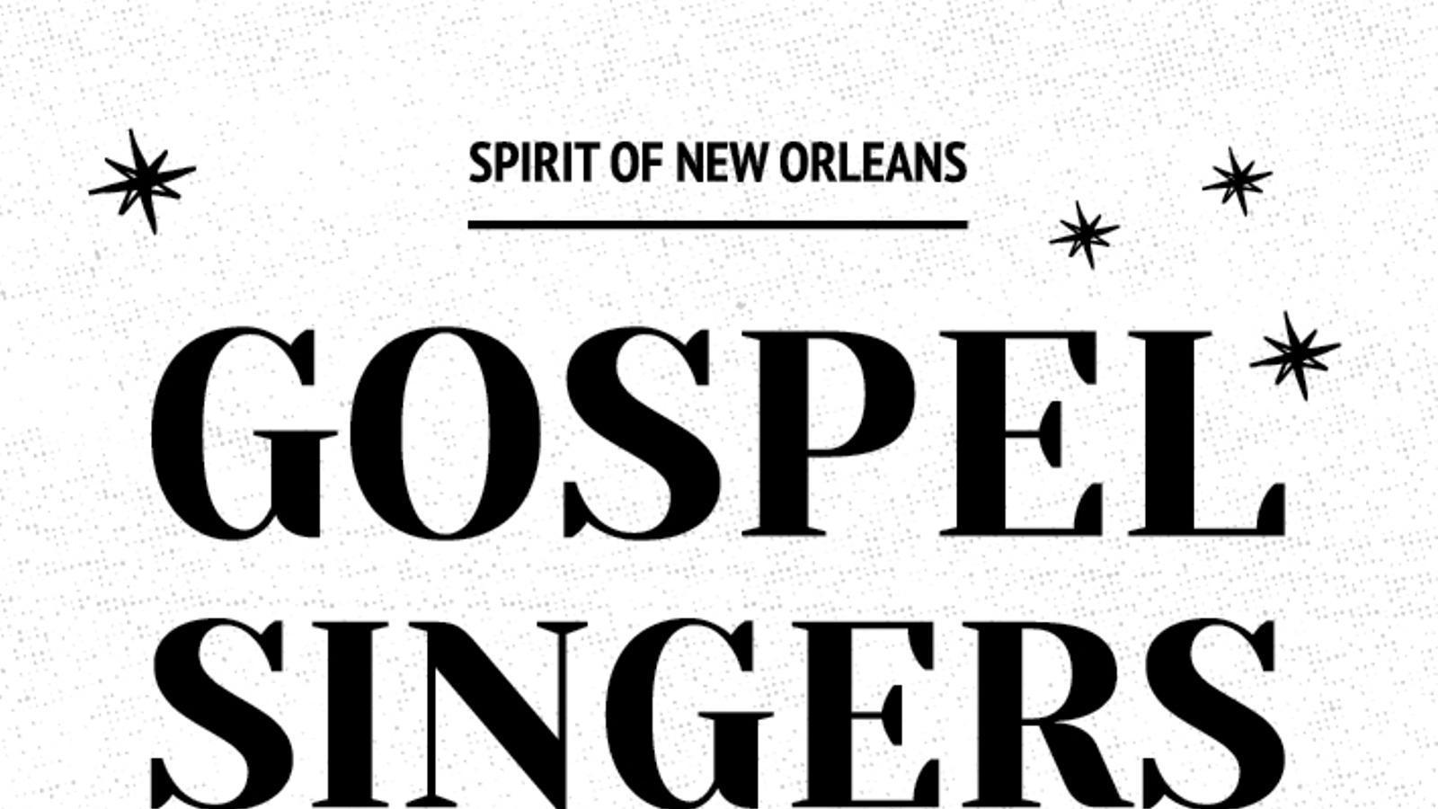 Cartell del concert de Gospel Singers. / Comú d'Escaldes-Engordany