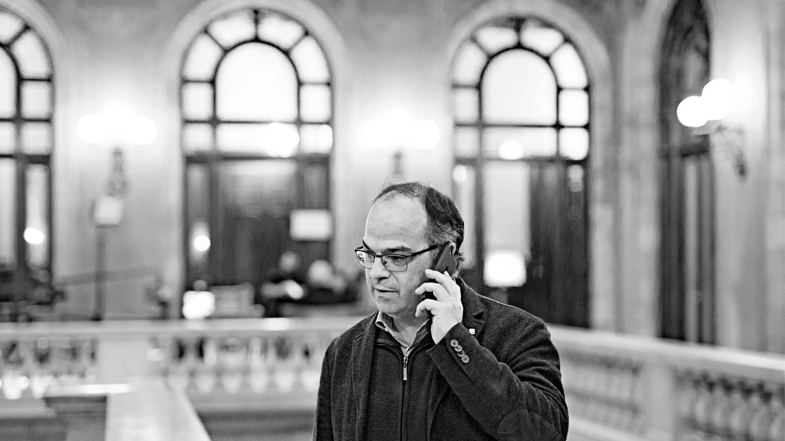 """L'anàlisi d'Antoni Bassas: """"Cap a la investidura de Turull, presidència vigilada"""""""
